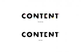 Making Content Beautiful