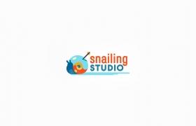 蜗牛元素logo