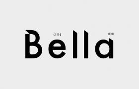 罗申骏为台湾女性原创杂志《Bella侬侬》设计新logo