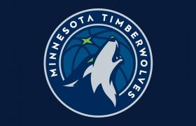 NBA森林狼宣布更换新LOGO