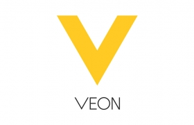 VimpelCom更名VEON发布logo