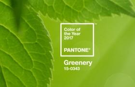 2000-2017年Pantone发布的流行颜色