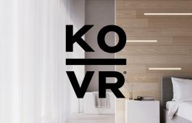 KOVR智能墙板品牌形象