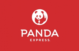 熊猫元素logo