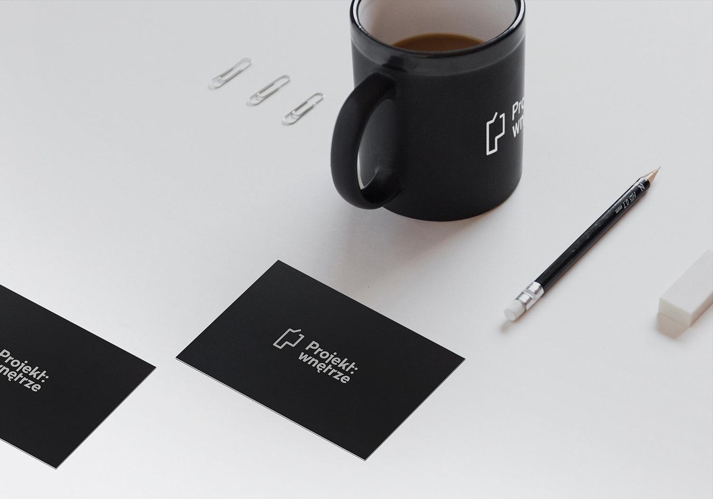 室内设计品牌Projekt: wnętrze视觉形象设计